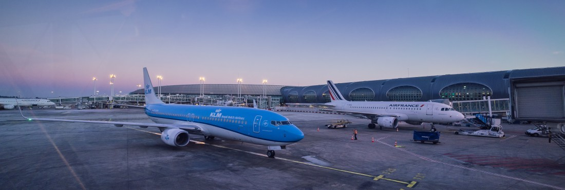 Aéroport de Paris-Le Bourget